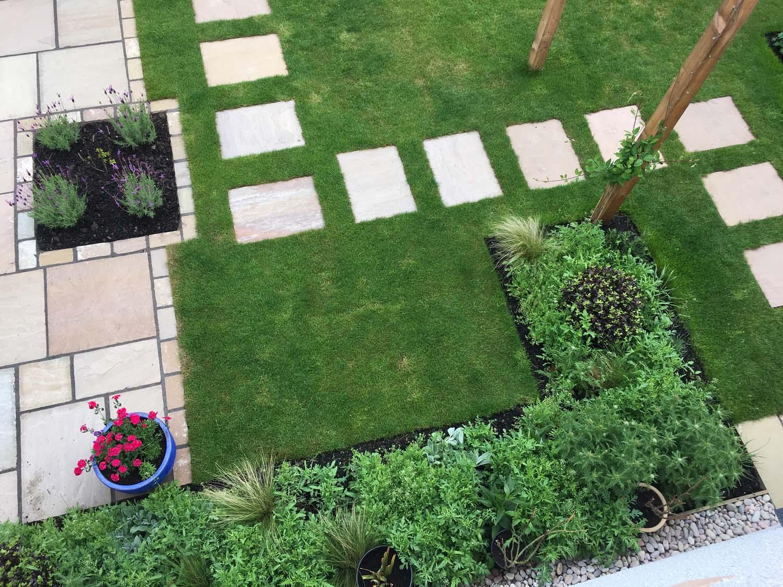 Motif Garden Design Edinburgh
